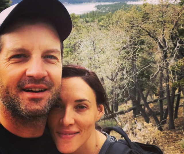 Loved-up Axle and Liezl were dating for several years before the actor popped the question.