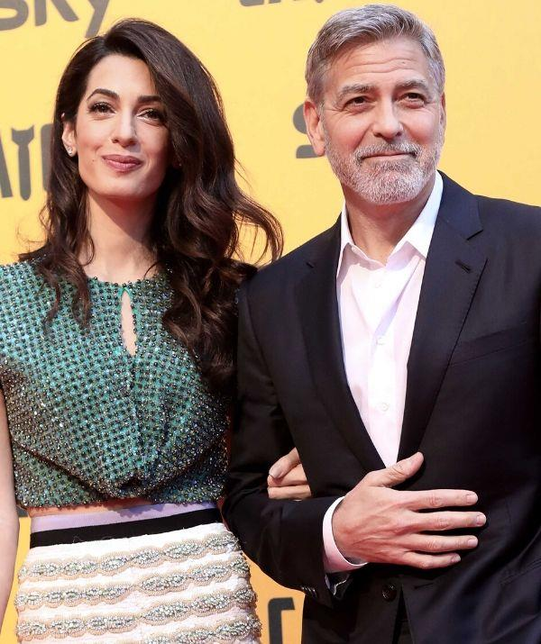 **GEORGE, 60, & AMAL CLOONEY, 43: 16 YEARS**  <br><br> He was Hollywood's most eligible bachelor for decades before Amal managed to tie him down.