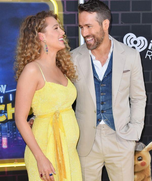 """**BLAKE LIVELY, 33, & RYAN REYNOLDS, 44: 11 YEARS**  <br><br> """"We're involved in everything that the other does. It's nice to have a partner in everything,"""" Blake notes."""