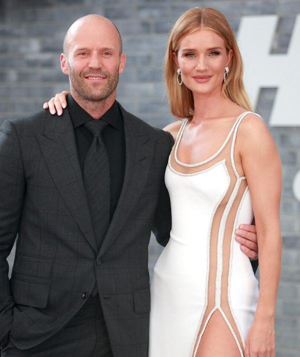 **JASON STATHAM, 53, & ROSIE HUNTINGTON-WHITELEY, 34: 20 YEARS**  <br><br> These two fell in love *Fast And Furiously* when they met in 2010. A decade later, the pair are engaged and share three-year-old son Jack.