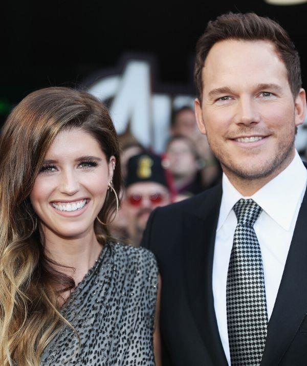 **CHRIS PRATT, 41, & KATHERINE SCHWARZENEGGER, 31** (10 years) <br><br> *The Guardians Of The Galaxy* star's new wife is the only girl for him in the whole, er, galaxy.