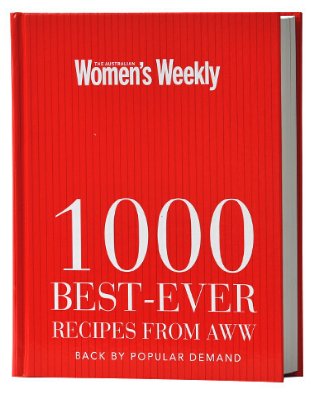 "**THE ULTIMATE CLASSIC COOKBOOK** <br><br> If your Mum is an avid cook, she might like this collection of 1000 of the best and most popular recipes from *The Australian Women's Weekly's* cookbook range. There are recipes to save you money, recipes from Europe and Asia, mega-healthy recipes, super-fast recipes – everything Mum could possibly want in a cookbook. <br><br> [**AVAILABLE FROM: Bauer Books, $44.95**](https://www.bauerbooks.com.au/Products/68478/the-australian-womens-weekly-1000-bestever-recipes-aww?utm_source=ntl&utm_medium=article_page&utm_campaign=mothers_day|target=""_blank""