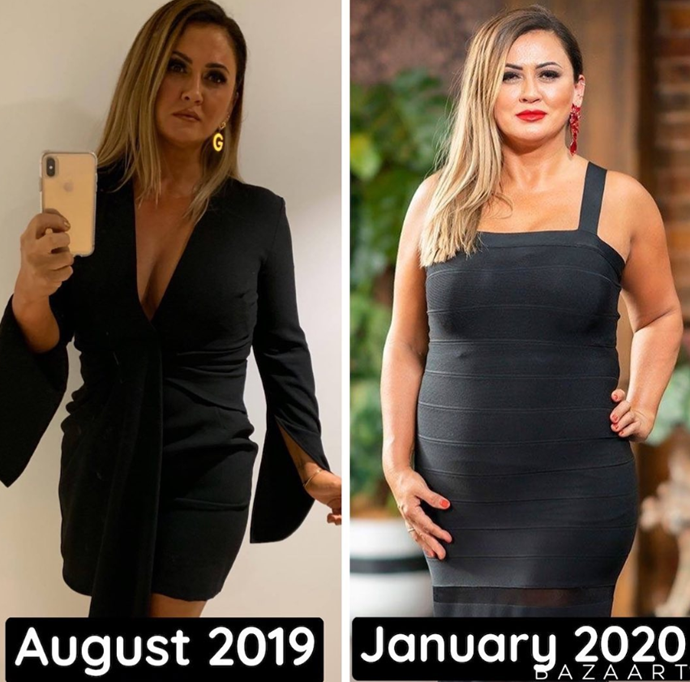 Mishel has revealed she gained 13kg during her time on *MAFS*.