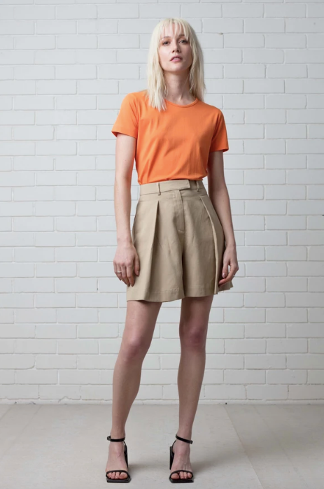 "As for those shorts, we're super into the above Nique culotte style which are great for isolation now, and *post* isolation later... $29, [buy it online here](https://www.nique.com.au/collections/womens-skirts-shorts/products/ikumi-short|target=""_blank""