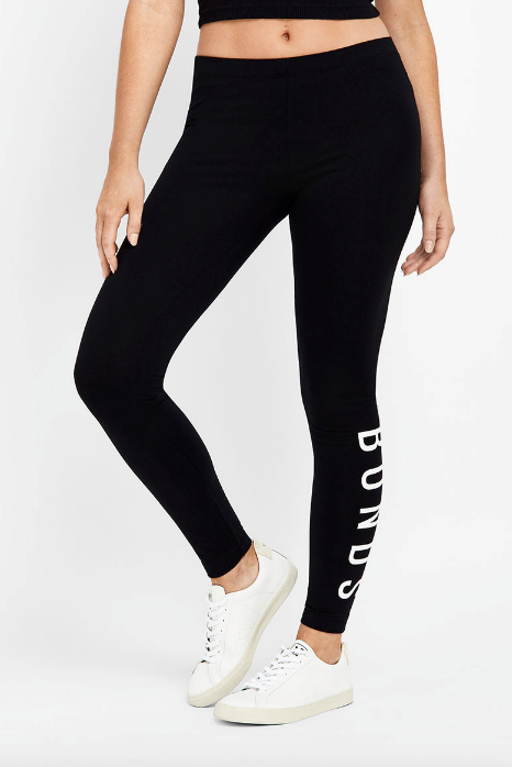 "Whether you're exercising or going for a solid couch sesh, these puppies from Bonds will take you from A to B - whatever the intention. $20.97, [buy them online here](https://www.bonds.com.au/bodies-legging-cuc4i-pl1.html|target=""_blank""