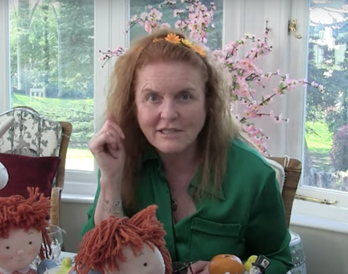 The Duchess of York has launched a YouTube channel where she reads children's stories for kids during the coronavirus pandemic.
