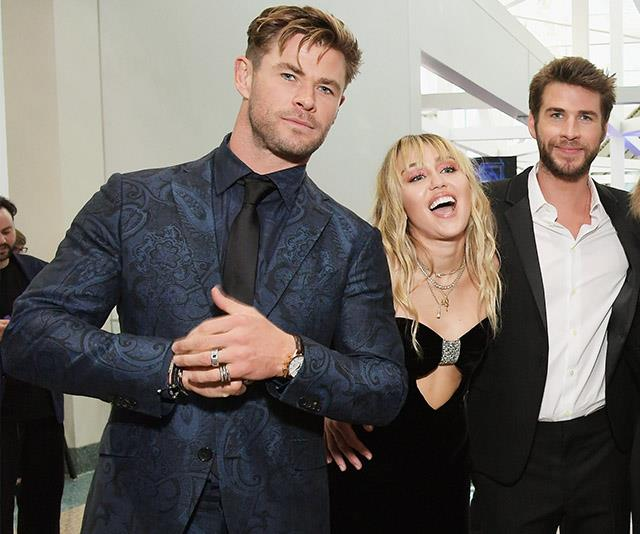 Miley and Liam called it quits in August 2019.