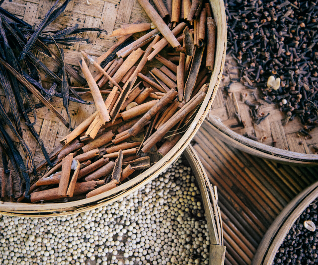 Vanilla pods are sold at most supermarkets and grocery stores.