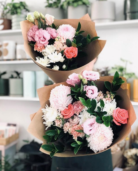 "If you're Brisbane-based, this florist is blooming with options when it comes to surprising mum this Mother's Day. With a range of fresh, colourful blooms on offer, you can simply pre-order a bunch for now, or whenever works best to arrive safely with your loved one. Ranging from $49-$79 each, [order them online here](https://www.poppyrose.com.au/product/daily-market-bunch-send-later/|target=""_blank""