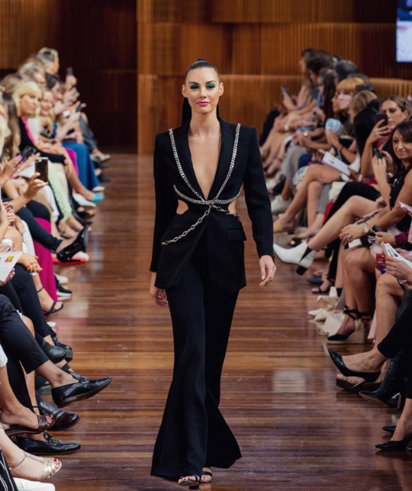 Brooke is an accomplished model who has stormed the runways at Melbourne Fashion Week