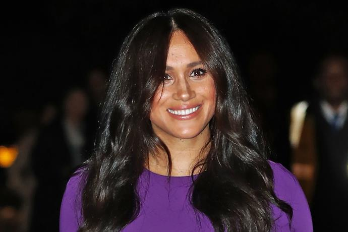 Meghan did the voiceover work in the British spring, it is reported.