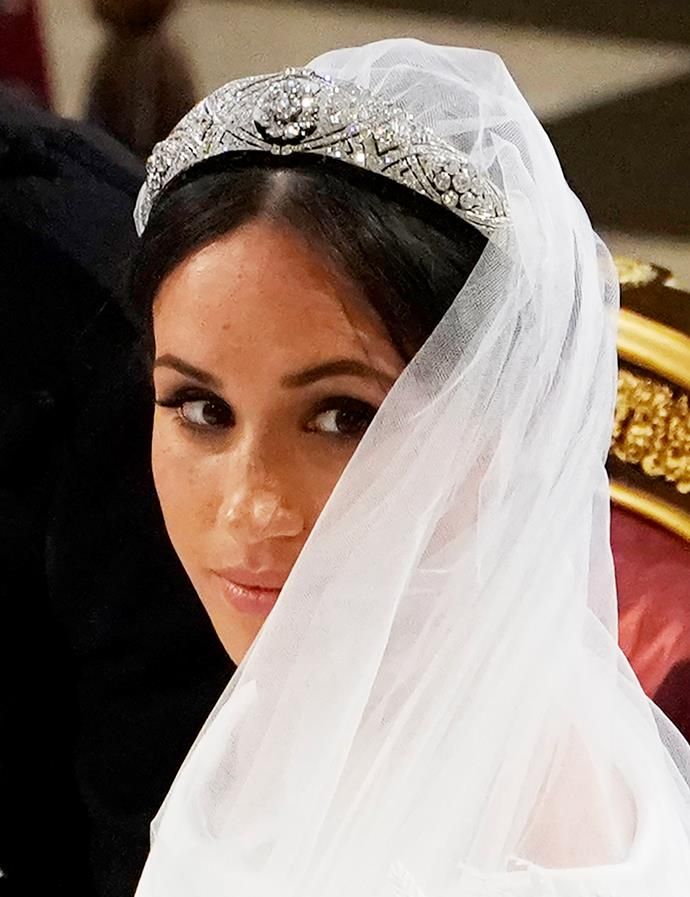 Meghan plead with her father in the days before her wedding.