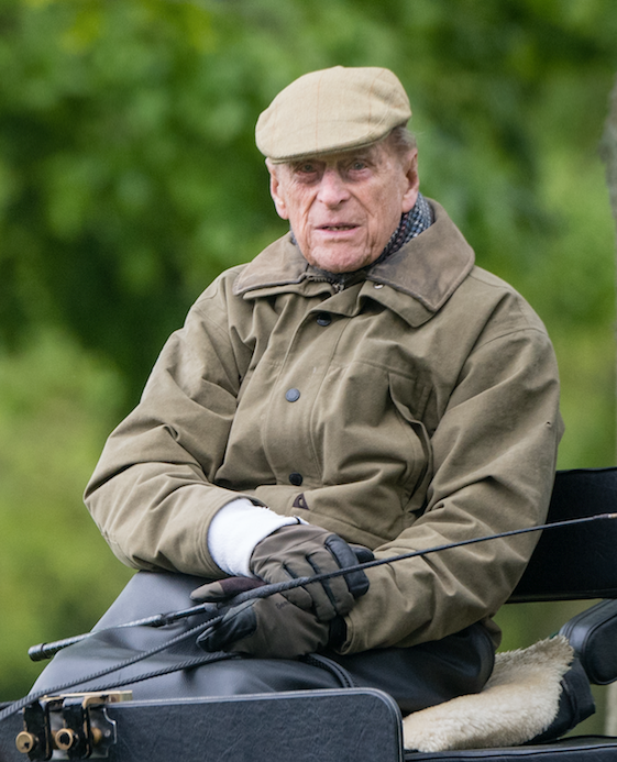 The Duke of Edinburgh has issued a rare public statement amid the COVID-19 pandemic.