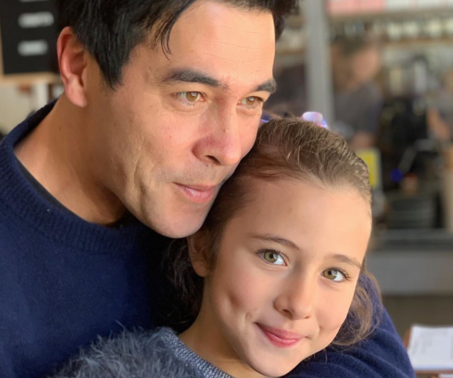 """**James Stewart and Scout** <br><br> In a touching father-daughter video on the official *Home and Away* Instagram page, [James Stewart and his daughter Scout](https://www.nowtolove.com.au/celebrity/celeb-news/james-stewart-jess-marais-daughter-scout-cute-moments-48838 target=""""_blank""""), seven, shared a message with followers. <br><br> James, who shares Scout with ex-fiancee Jessica Marais, said that it's normal to feel a little """"scared"""" and """"anxious""""  during these challenging times and reassured fans that everyone is in the same boat. <br><br> """"We're all experiencing the same feelings. We've been a little bit scared for the last sort of month. We're a bit anxious. We didn't know what social distancing meant,"""" James said. <br><br> James then revealed that Scout had come up with a list of activities she wanted to do at home to help her pass the time. <br><br> """"First of all is to learn piano and guitar and to paint and draw. And I really want to practice reading,"""" she said, reading from her list. <br><br> Nodding along in approval to the list, James joked that Scout wouldn't have much choice when it comes to reading as he'd make her do that one and hilariously looked less than impressed when Scout revealed she also wanted to """"teach Dad how to dance and plait my hair."""" <br><br> Scout sweetly finished off her list by adding that she was hoping to  """"spend time with dad and learn how to cook with him and use our new herb garden."""""""