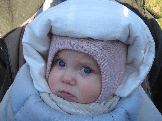 That little face!