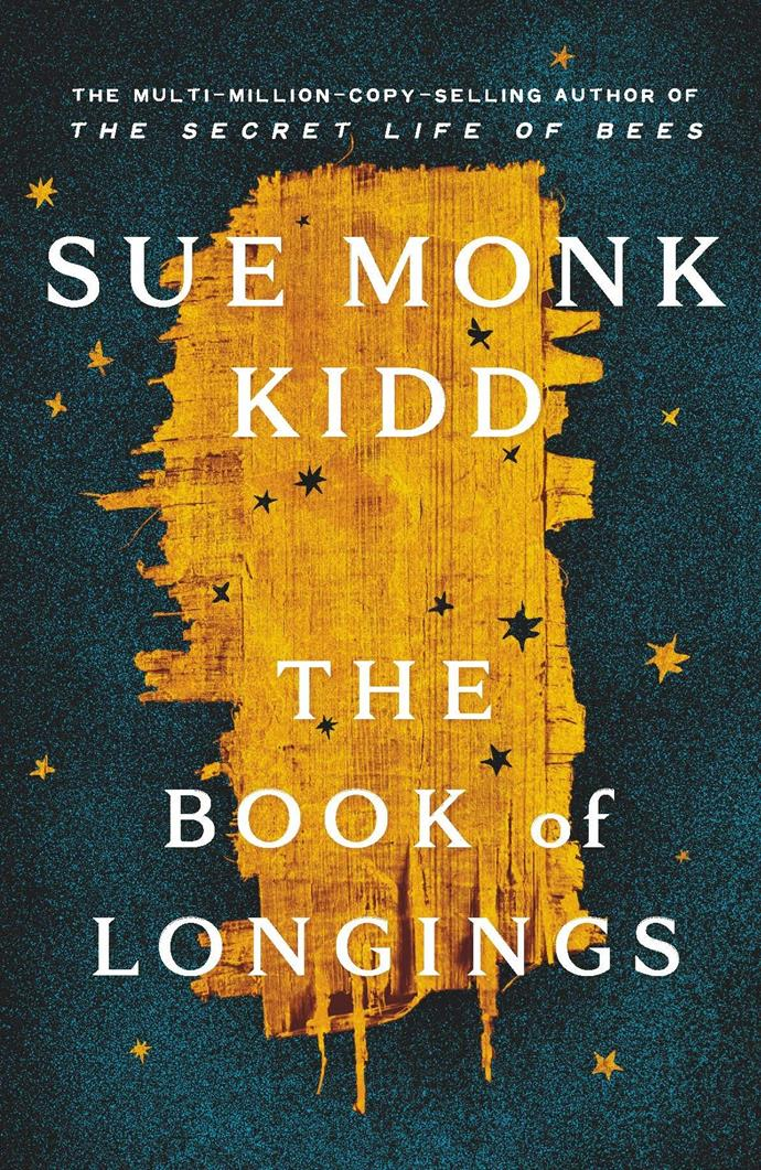 "**Our Great Read for May:**  ***The Book of Longings* by Sue Monk Kidd** <br>*Historical fiction* <br><br> ""I am Ana. I was the wife of Jesus."" This is the arresting opening to Sue Monk Kidd's new novel, an intriguing tale offering a feminist perspective on the life and times of Christ with a testament from an audacious new voice. <br><br> Ironically, inspiration for the novel came from a piece of fake news, ""I was reading an article about a fragment of an ancient manuscript that referred to Jesus' wife,"" Sue tells *The Weekly*.  <br><br> ""The fragment later turned out to be a forgery, but that was irrelevant to the creative storm the article set off in me. <br><br> ""It occurred to me that if this wife had really existed, she would be the most silenced woman in history."""