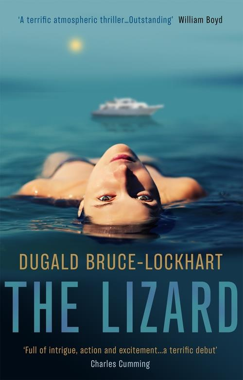 ***The Lizard* by Dugald Bruce-Lockhart** <br>*Thriller* <br><br> When his girlfriend, Ellie, dumps him, naive philosophy student Alistair Haston decides to follow her to Greece and try to win her back.  <br><br> It's a foolish plan which soon takes a very dark turn when he ends up in jail for murder.  <br><br> A wicked, dramatic and dripping in the intensity of summer heat.