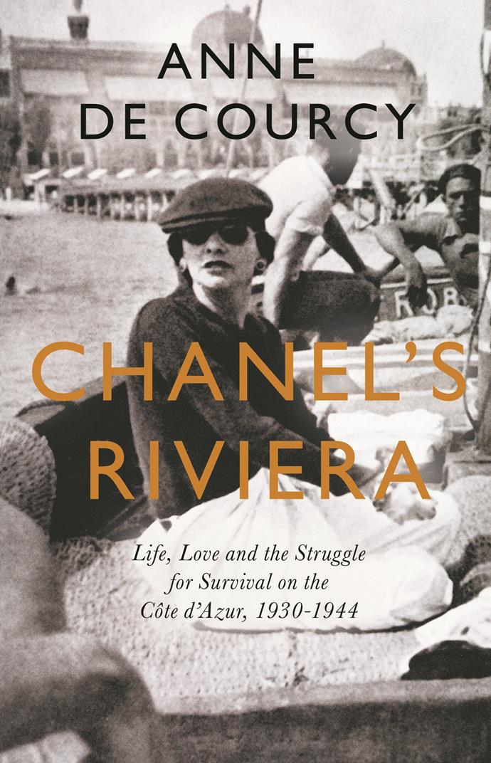 "***Chanel's Riviera* by Anne De Courcy** <br>*Biography* <br><br> De Courcy whisks us off to the Riviera, circa 1930s, for the golden coastline and Coco Chanel.  <br><br> Unlike the rich who flocked to Cannes and Nice, Coco followed the Fitzgeralds and Hemingways to the cheaper Riviera.  <br><br> In 1938 the burning question at Coco's was not what Germany was going to do next, but ""would curtsey win over correctness?"" when meeting the Duchess of Windsor."
