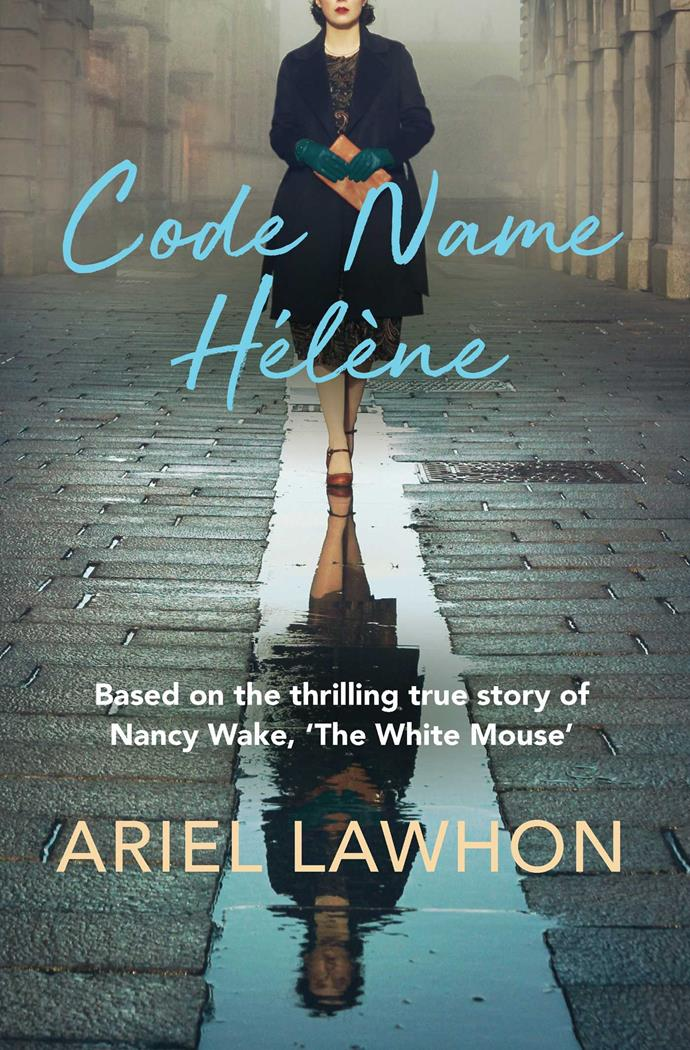 ***Code Name Hélène* by Ariel Lawhon** <br>*Historical fiction* <br><br> This thrilling story of danger and adventure is based on the life of real-life Aussie spy Nancy Wake (aka The White Mouse), who worked as a journalist in Paris before being recruited by the British for Special Operations.  <br><br> It's 1944 and Nancy – code name Hélène – parachutes into occupied France to help the Resistance.  <br><br> Jumping back and forth in time we trace Nancy's life before the war, in Paris, and witnessing the rise of Hitler.