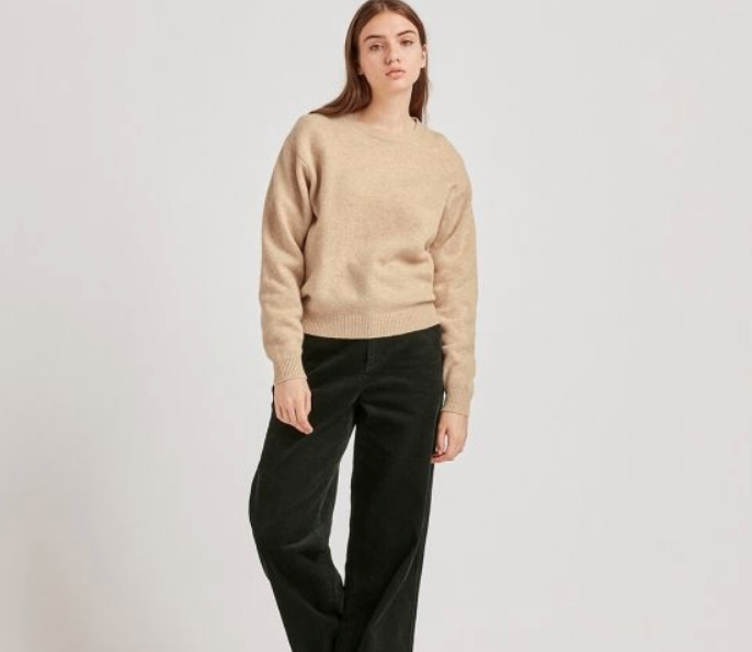 "Uniqlo has a range of knitwear basics that will go a long way - and this lambswool sweater is a prime example. $49.90, [buy it online here](https://www.uniqlo.com/au/store/women-premium-lambswool-crew-neck-sweater-4186790054.html|target=""_blank""