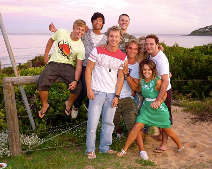 What a gang! *Home & Away*'s hey day era was at a peak here and we won't hear another word against it.