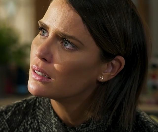 Jodi's character Elly is set to leave Ramsay Street this year.