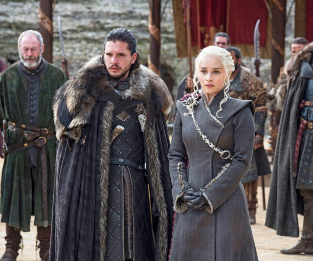 **Game of Thrones** <br><br>  The books are said to be a challenging read but given the scale of *Game Of Thrones*, this decade's biggest television series, we can't make a list like this without it. And, you never know, the final book may give a better ending than the series.
