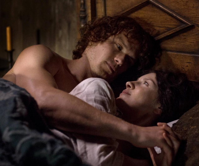 **Outlander** <br><br> There is more to this show than just its dreamy Scottish lead, Jamie (played by Sam Heughan). Hard to believe, we know.  <br><br> If you love a love story, this is one that stands the test of time. There's also mystery, drama, action, history (author, Diana Gabaldon goes to great lengths to fact-check and research her work), and again, have you seen Jamie?