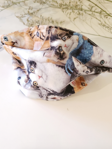"""Seriously, there's something for everyone in this lot. [Check out this unique cat design here](https://www.seekerstore.com/products/fabric-donation