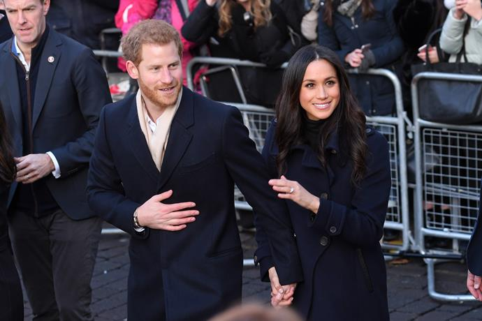 Meghan and Harry reportedly gave an interview to two renowned royal reporters before they moved to North America.