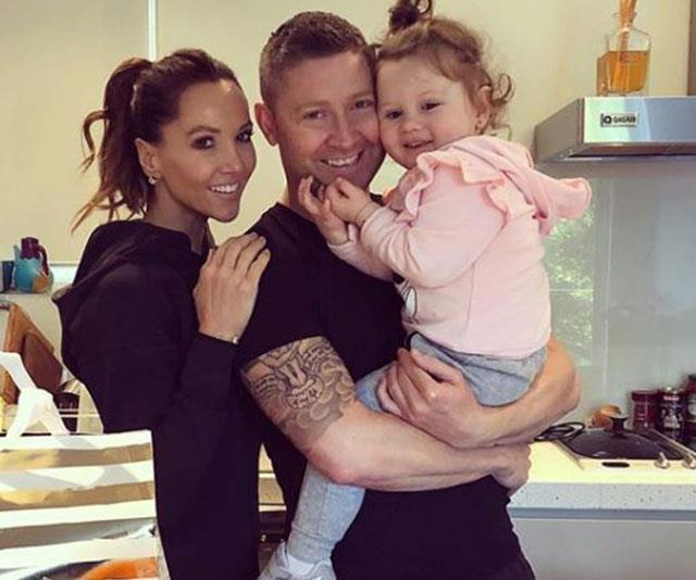 Michael and Kyly share a daughter, Kelsey Lee.