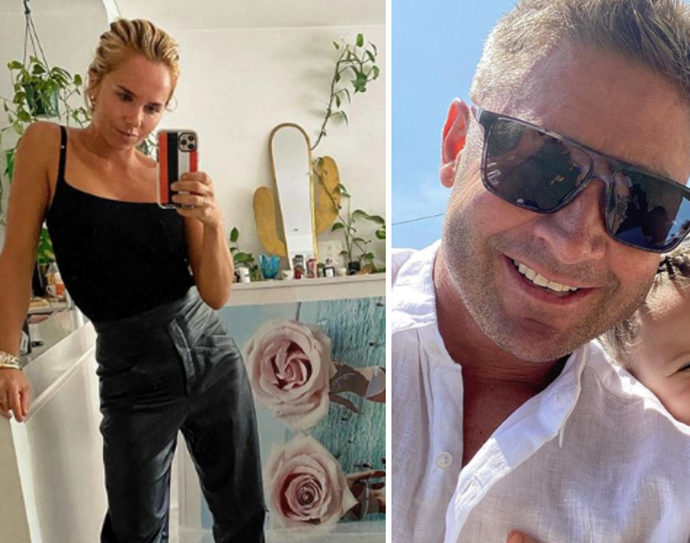 Michael Clarke and Pip Edwards have sent the romance rumour mill swirling once again.