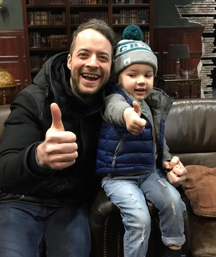 Thumbs up if your Dad is awesome!