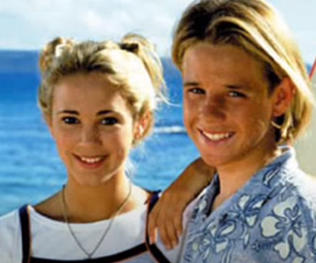 """**Sam and Hayley** <br><br> Ah young love! Hayley and Sam (*[Bondi Rescue's](https://www.nowtolove.com.au/celebrity/tv/bondi-rescue-scandals-63341