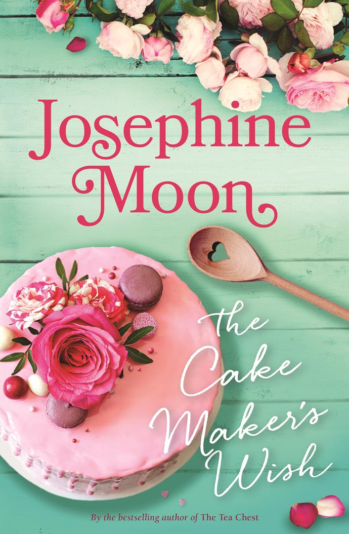 """***The Cake Maker's Wish* by Josephine Moon, $32.99** <br><br> For that mum who looks forward to her 'me' time with an uplifting and inspirational story about life-changing moments and human kindness. <br><br> But it from the publishers website [here](https://www.penguin.com.au/books/the-cake-makers-wish-9780143792017