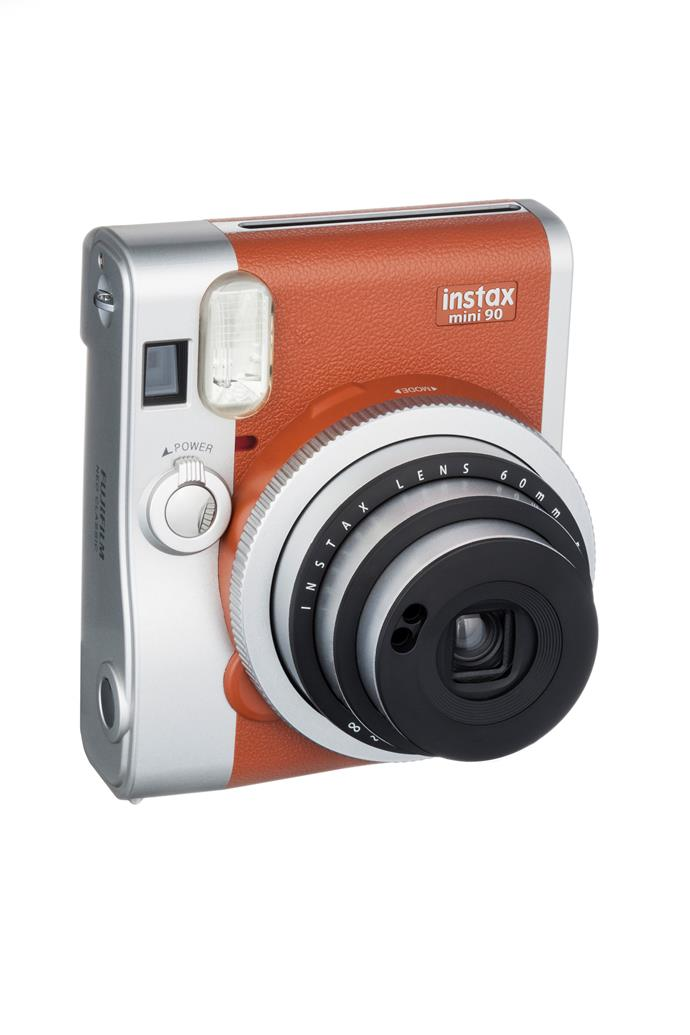 """**Fujifilm Instax Mini90 instant camera** <br><br> Take it old school with an instant camera! Great for making memories that last and can immediately put up on the fridge at home. <br><br> Find out more on their [website](https://www.instax.com.au/collections/instax-mini-90