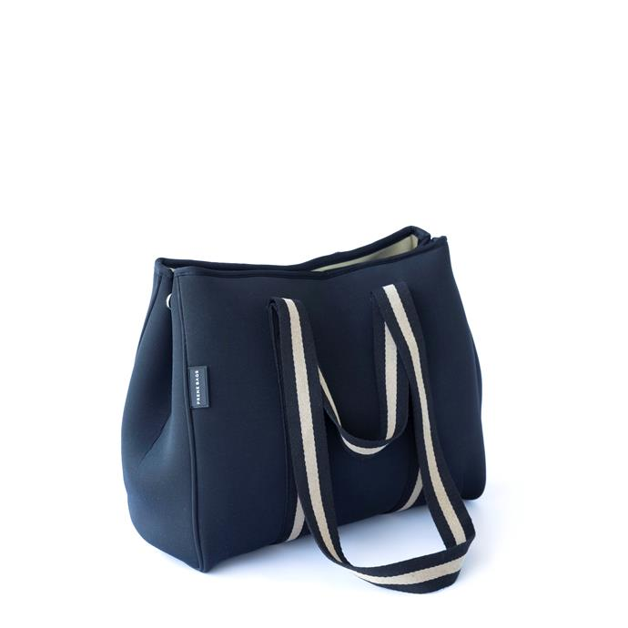 """**Prene Bags handbag, $99.95** <br><br> The bigger the better we say! Make sure mum fits in all her essentials plus more – perfect for groceries or as a gym bag.  <br><br> See it online [here](https://www.prenebags.com/collections/all/products/the-gigi-bag-black-beige