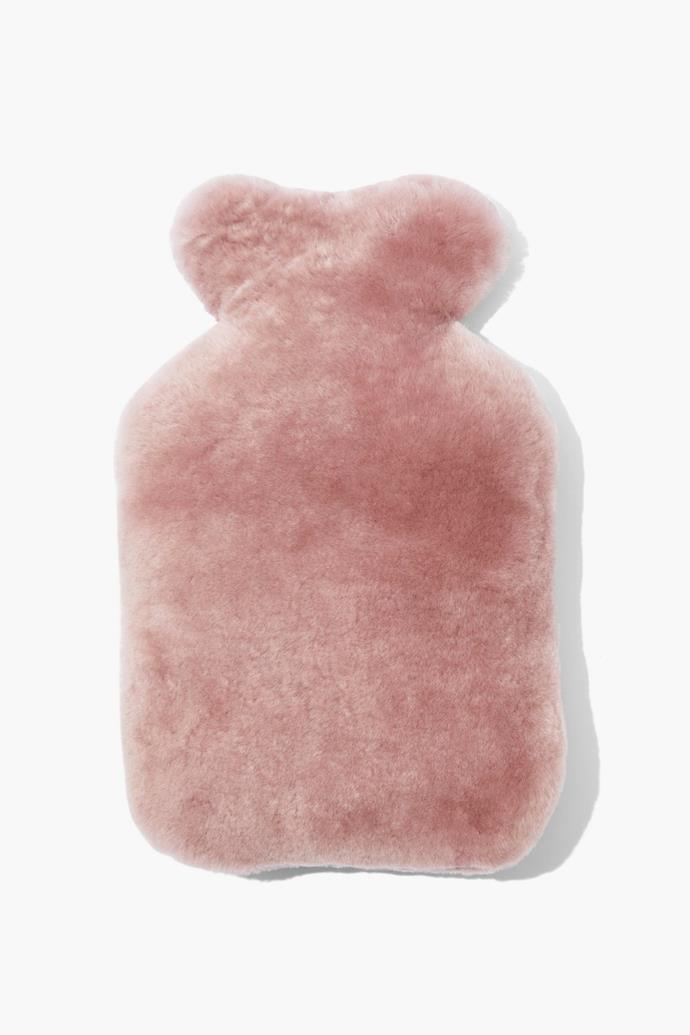 """**Country Road hot water bottle, $99.95** <br><br> A winter must have! Help mum feel warm and cosy with this super soft shearling hot water bottle.  <br><br> See it online [here](https://www.countryroad.com.au/product/60240777/Luka-Shearling-Hot-Water-Bottle-Cover.html