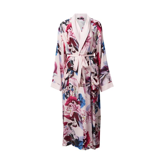 """**Mimco robe, $199** <br><br> Luxe and , mum will feel like a queen in this light and comfy robe fit for royalty.  <br><br> See all of their luscious designs [here](https://www.mimco.com.au/shop/collections/gift-ideas/mothers-day/60255252-124/Floret-Robe.html