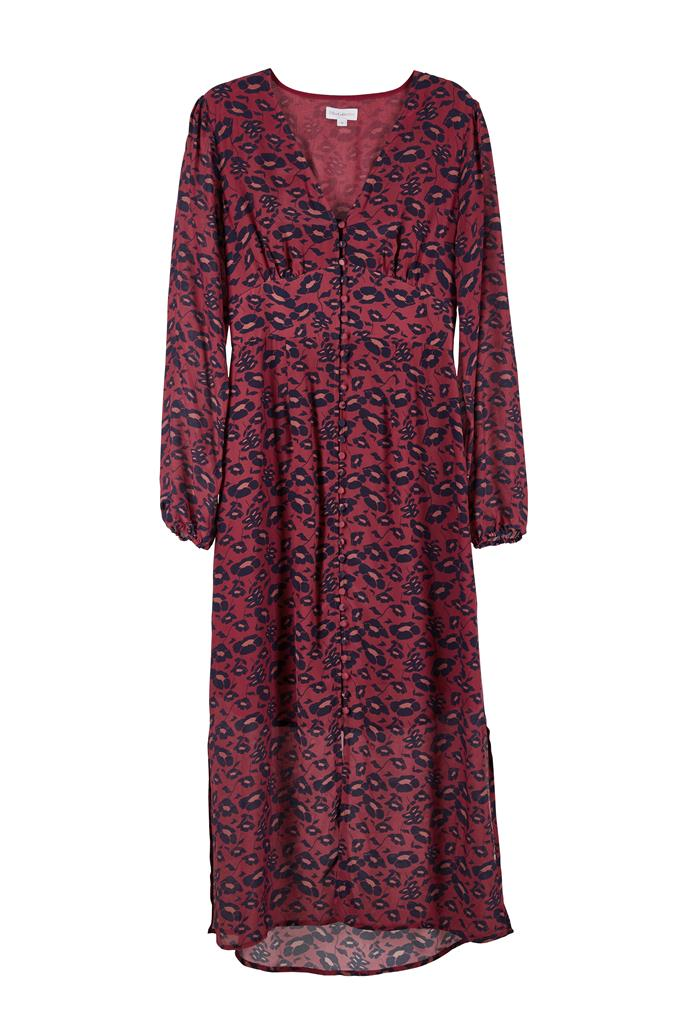 """**Elka Collective dress, $249** <br><br> Mums love a dress with a sleeve! The vibrant colour is sure to attract some attention. <br><br> View it online [here](https://elkacollective.com/shop/apparel/dresses/ren-l-s-dress-bold-floral/