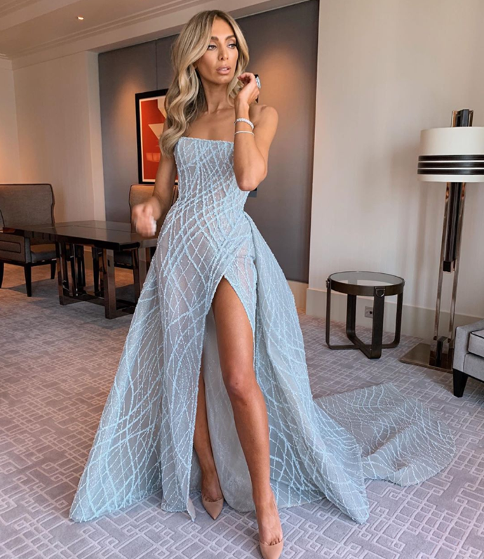 Nadia Bartel's Brownlow Medal dress that she donned shortly after her split from Jimmy Bartel will go down in history as one of the best revenge dresses in Aussie history.