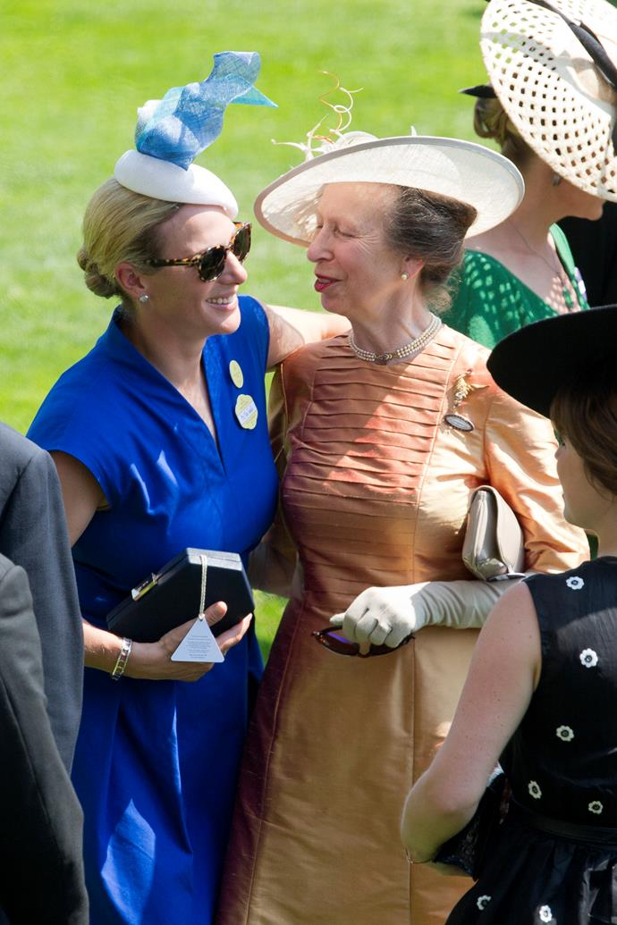 Royal fans frequently describe the mother-daughter duo as two of the most down-to-earth members of the royal family.