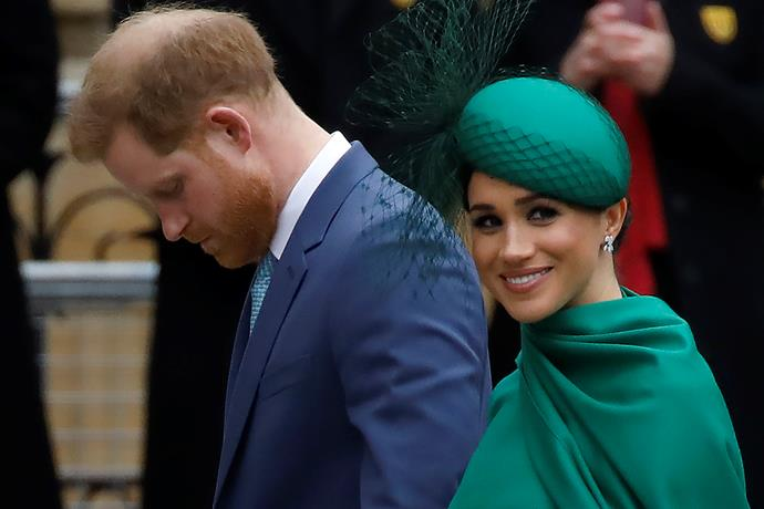 The Duke and Duchess sent a letter that reveals a lot about their new life outside of the royal family.