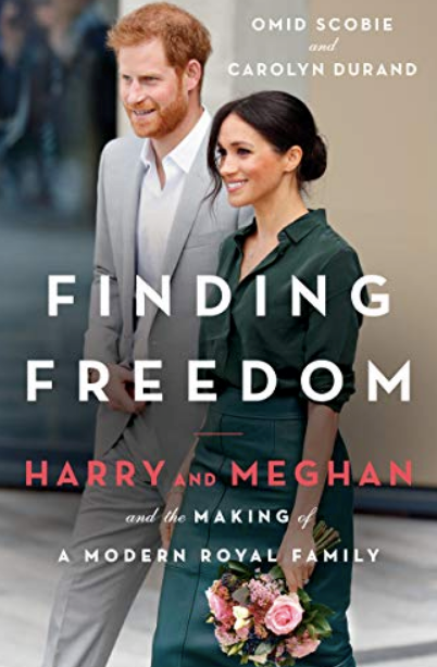 Harry and Meghan's new book cover and title has been revealed.