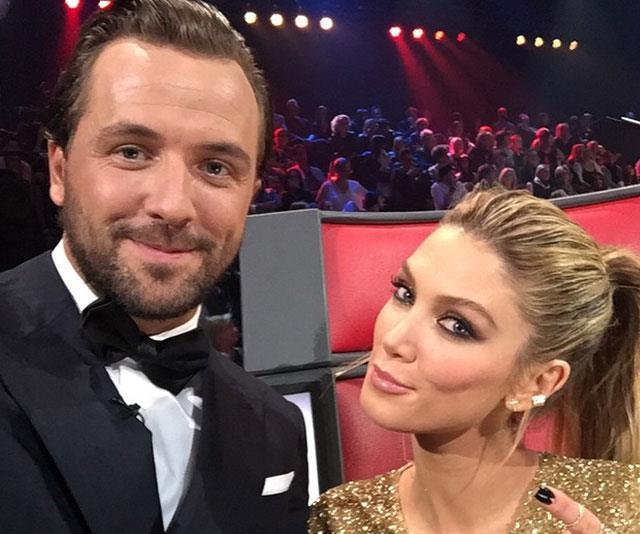 Darren McMullen (pictured with Delta) will return alongside Renee Bargh as host.