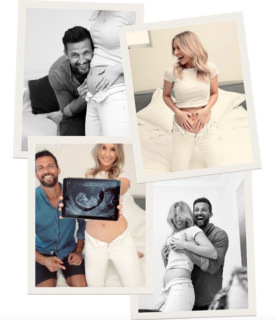 """Big news! Tim announced the couple's happy news on Instagram alongside the caption: """"I can't wait to be a Dad!!! The giddy feelings in my stomach show there must be a few nerves, but I know Anna's going to be an absolutely amazing mother and I couldn't be more excited to start a family with her!"""""""