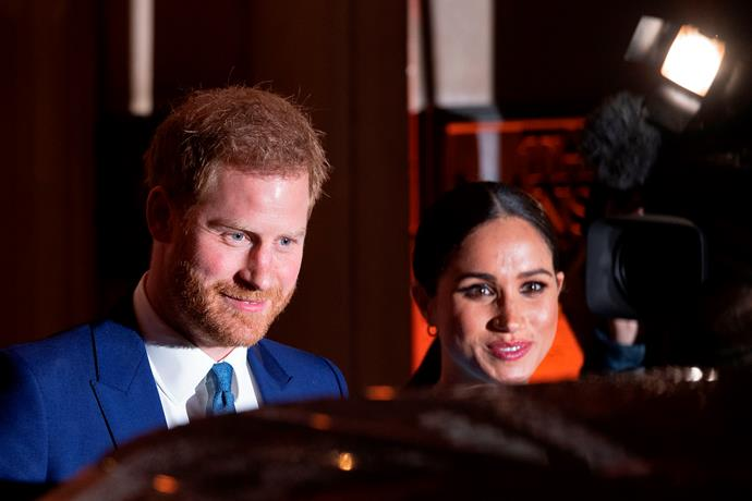 The Duke and Duchess have big things planned for LA.