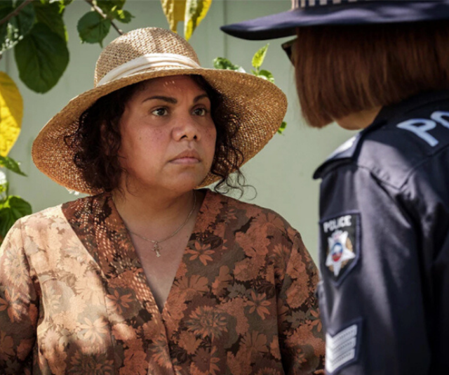 **NOW**<br><br>  Renowned actress Deborah Mailman has since appeared in series, *Cleverman*, *Mystery Road*, *Jack Irish*, *Bite Club*, and *Total Control*.