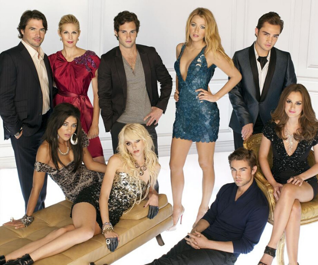 Who will be the next *Gossip Girl*?