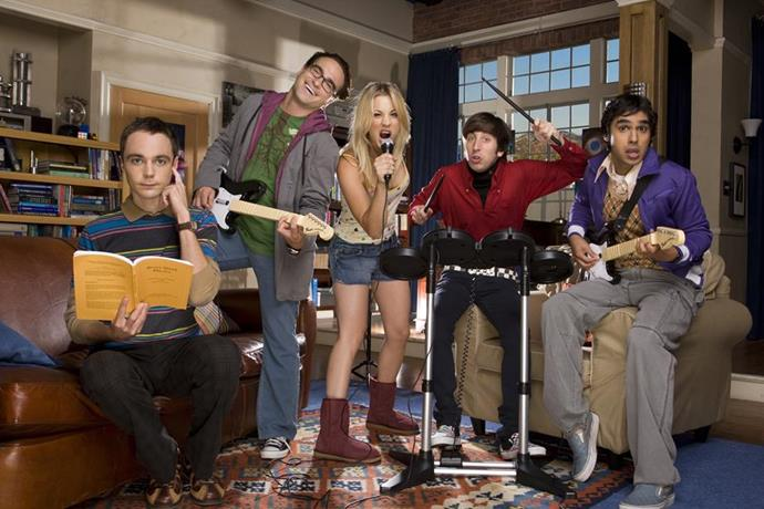 *Big Bang Theory* could be one favourite joining the list of shows.